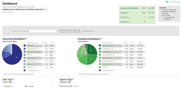 ZDIscovery Review UI Screenshot